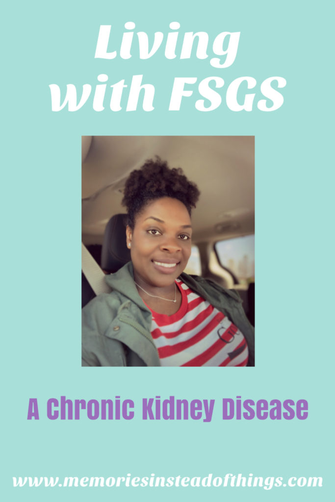 living with fsgs